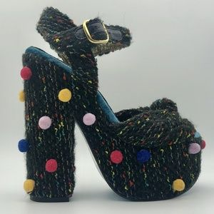 HP🤗Irregular Choice Tic-Tac-Toe Platforms